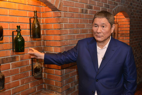 Takeshi Kitano - Champagne Laurent-Perrier - photo Michel Jolyot (7).jpg