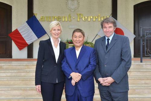 Takeshi Kitano - Champagne Laurent-Perrier - photo Michel Jolyot (2).jpg