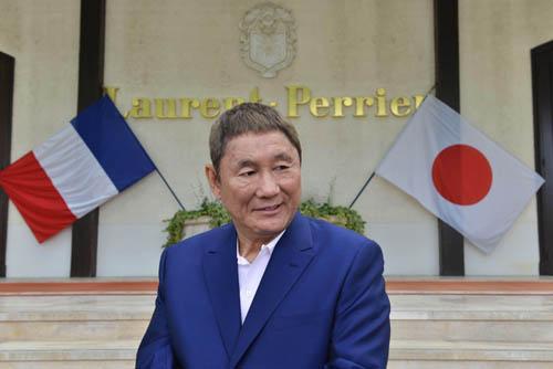 Takeshi Kitano - Champagne Laurent-Perrier - photo Michel Jolyot (3).jpg